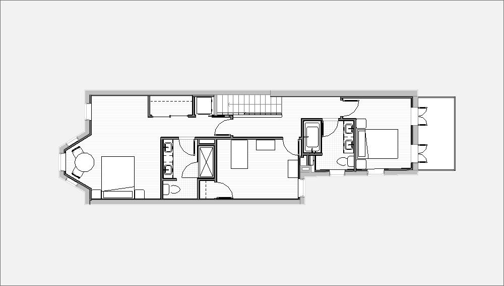 Row House Floor Plans Washington Dc